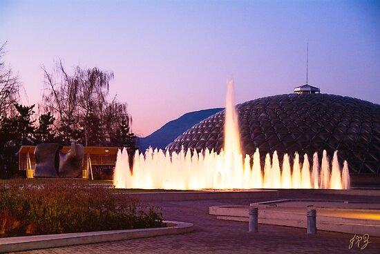 Conservator, Fountain & Sculpture by James Zickmantel