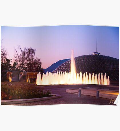 Conservator, Fountain & Sculpture Poster