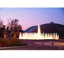 Conservator, Fountain & Sculpture Photographic Print