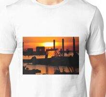 Sunset on Delaware Bay Unisex T-Shirt