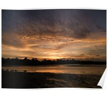 Bushland Beach Heaven Poster