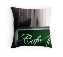 Here, follow meeee, I'll show you ... Throw Pillow
