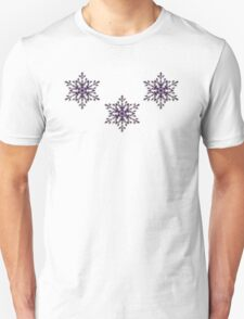 twinkle little snow flake ... Unisex T-Shirt