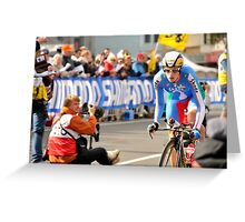 UCI 2010 Moment Greeting Card