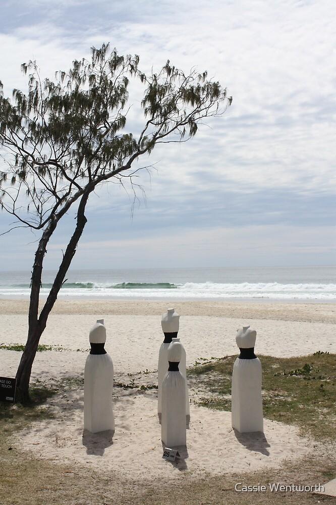 Beach Beauties by Cassie Wentworth