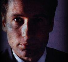 X-files, Fox Mulder,  by frostwolf0303