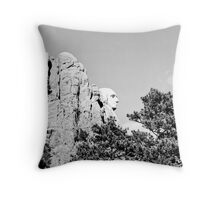 Washington hiding Throw Pillow