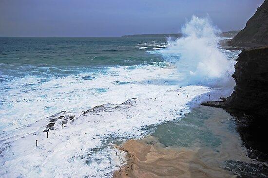 Newcastle Splash Zone by bazcelt