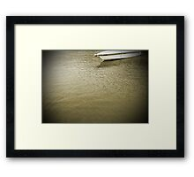 Water World #6 Framed Print