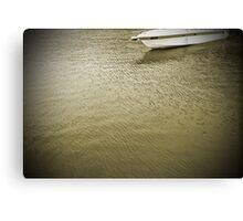 Water World #6 Canvas Print