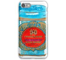 Fortnum & Mason Tea Caddy Assam iPhone Case/Skin