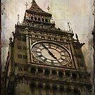Big Ben - London by dizzyajc