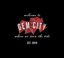 Gem City, USA by brooklynbarnes