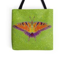 BUTTERFLY BRINGS LUCK Tote Bag