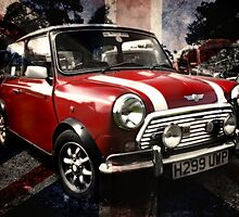 Massive Mini Cooper by dizzyajc
