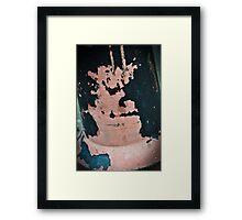 Mr. Frankenstein Framed Print