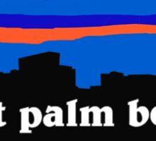 West Palm Beach Sticker