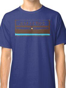 JDWOODYARD WEST Classic T-Shirt