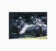2015 Williams FW37 F1 Pit Stop Spain GP Massa  Unisex T-Shirt