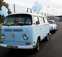 Road Trip 2009 VW Camper Van_8219 by hallphoto