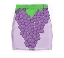Grape Vine Mini Skirt