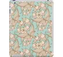 Vector other flowers seamless decorative pattern iPad Case/Skin