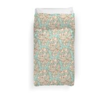 Vector other flowers seamless decorative pattern Duvet Cover