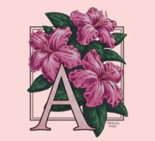 A is for Azalea - patch Kids Clothes