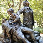 Vietnam Women's Memorial by SunflowerAnnie