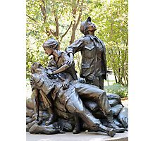 Vietnam Women's Memorial Photographic Print