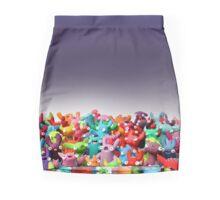 Beastlie Herd Mini Skirt