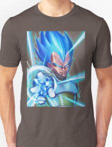 Vegeta Super Saiyan God 2 - New Dragon Ball Z Movie Resurrection of F T-Shirt