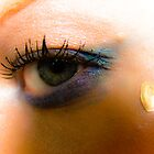 eye of thought  by JustJazzy