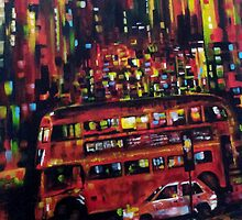 London city bus by SM-artman