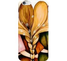 Braids iPhone Case/Skin