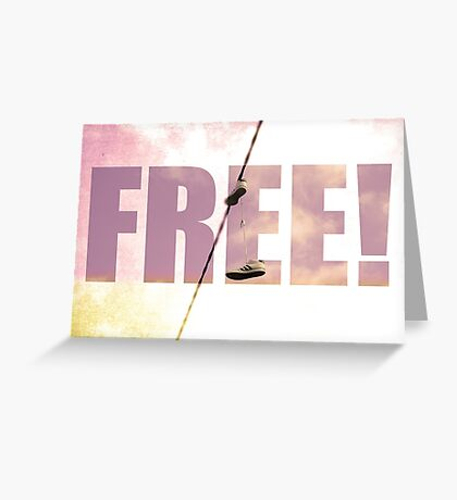 Free! Greeting Card