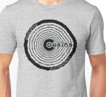 Duquette Cousins 1st Gen. Black Unisex T-Shirt