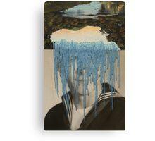 Waterfall Dialogue Canvas Print