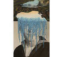 Waterfall Dialogue Photographic Print