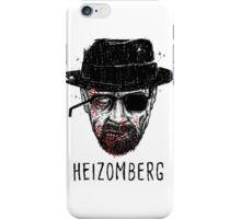 Heizomberg iPhone Case/Skin