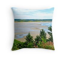 Mavillette Beach VI Throw Pillow