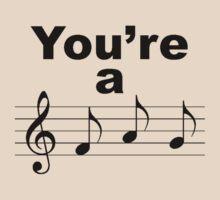 Music Speaks Louder Than Words by slicepotato