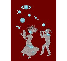 Cosmic Dance with Music of the Spheres Photographic Print