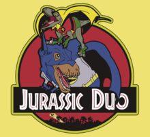 Jurassic Duo Baby Tee