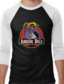 Jurassic Duo Men's Baseball ¾ T-Shirt