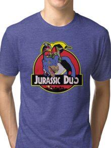Jurassic Duo Tri-blend T-Shirt