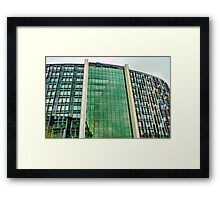 Beautifully Designed Park Plaza Hotel  In London Framed Print