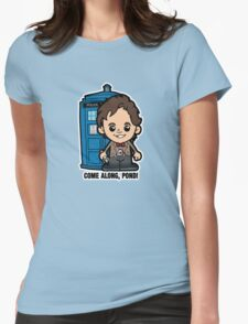 Lil Doc 11 Womens Fitted T-Shirt