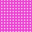 Shiny Pink Plaid by RenaInnocenti