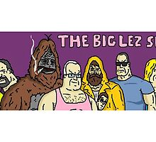 The Big Lez Show by TaneCase
